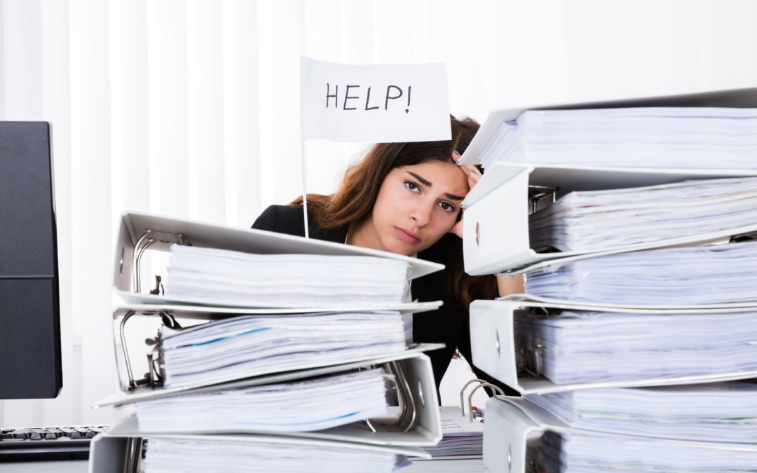 Have Workload Paralysis? Get Unstuck with Virtual Assistant Services